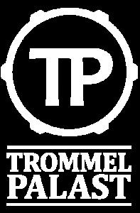 Logo Trommeplalast Mannheim e.V.